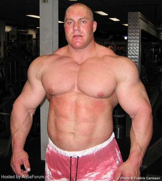 steroide user